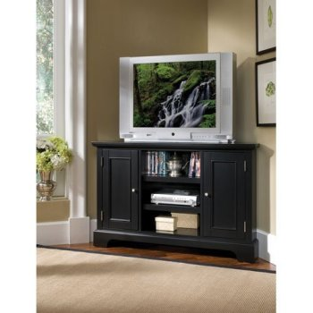 Corner TV Stands Home Styles 5531-07 Bedford Full View