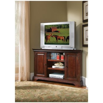 Corner TV Stands Home Styles 5537-07 Lafayette Full View